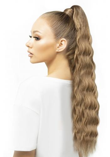 "20"" Beach Wave Invisi® Ponytail"